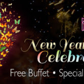 Butterflies NYE Celebration