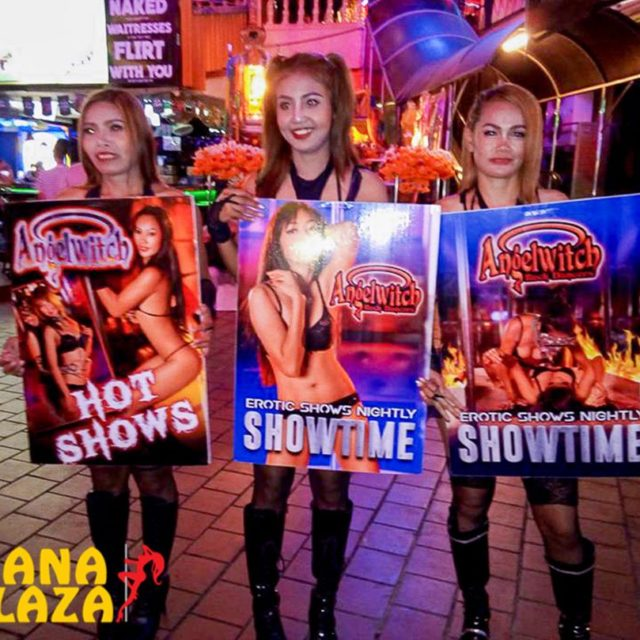 COME SEE THE SHOWS AT ANGELWITCH NanaPlaza Thailand Bangkok ThaiGirlshellip